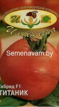 Характеристика среднераннего сорта томатов Титаник и правила выращивания растения