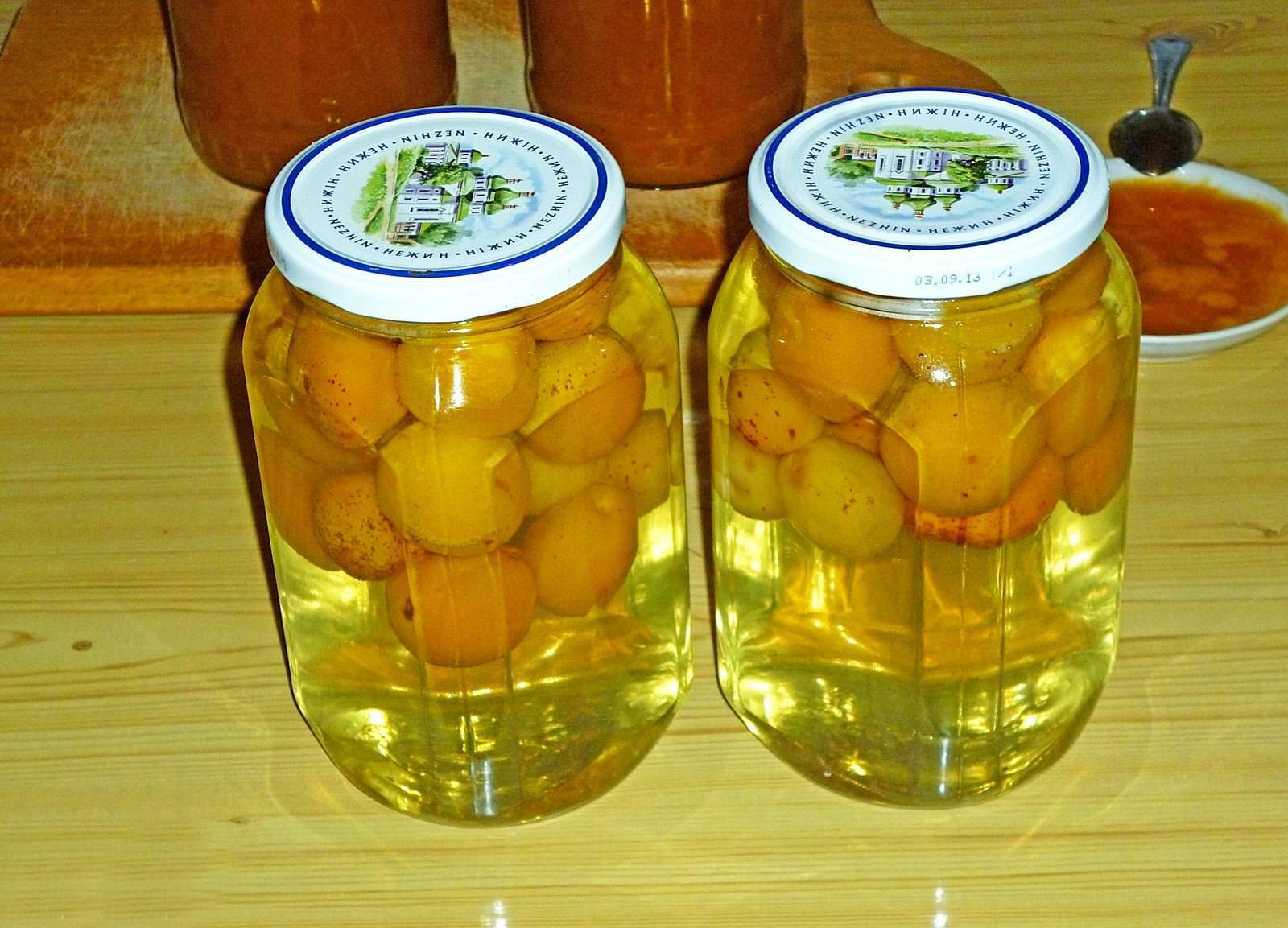 Компот из абрикосов на зиму — 6 простых рецептов приготовления компота