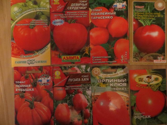 Сердцевидные томаты   tomatland.ru