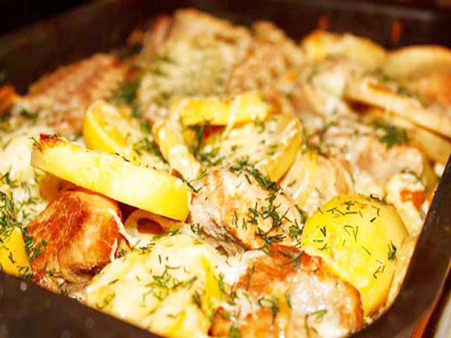 Картошка запеченная в духовке дольками — 13 лучших рецептов как запечь картошку с корочкой