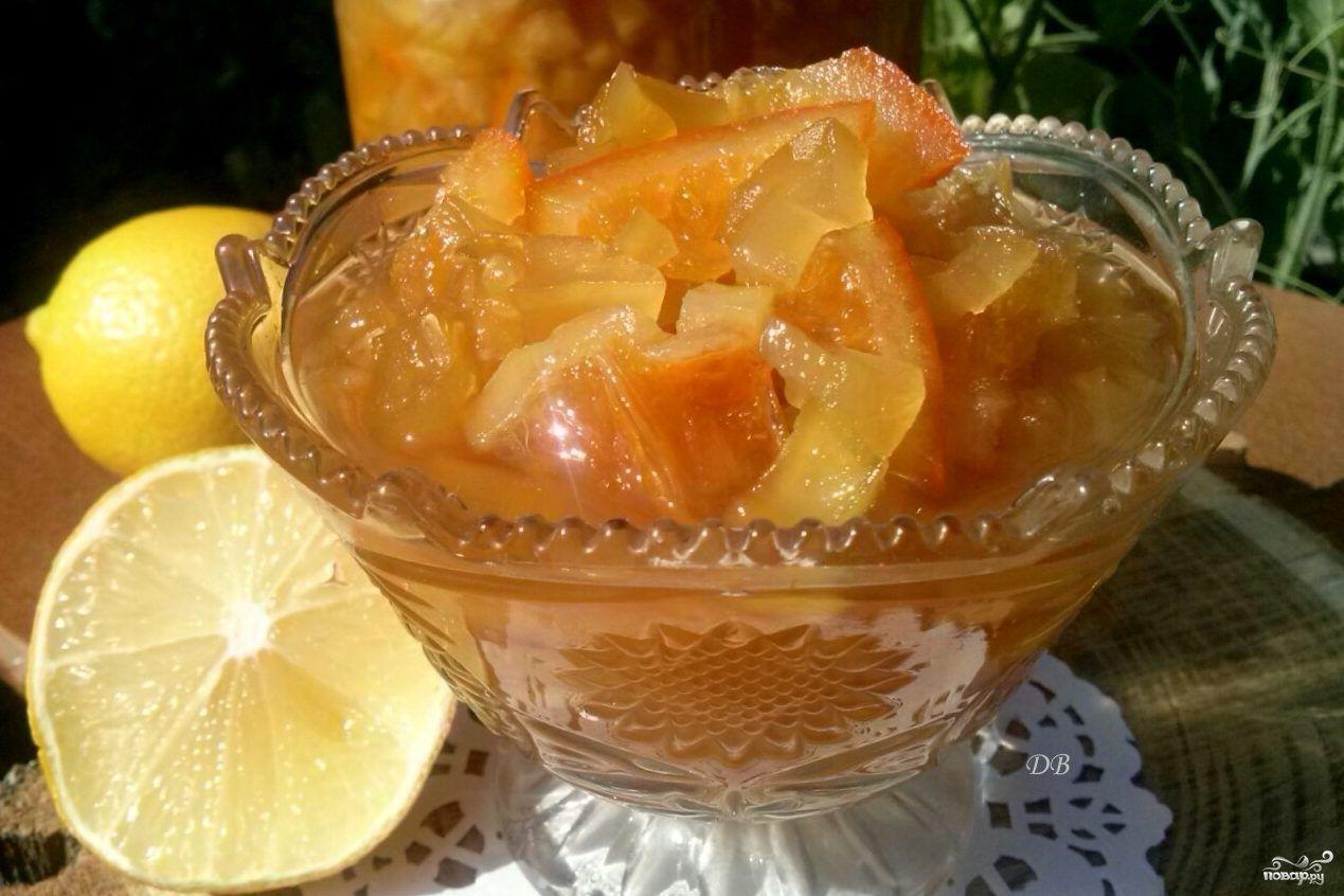 Варенье из апельсинов с кожурой и без шкурок: 11 рецептов