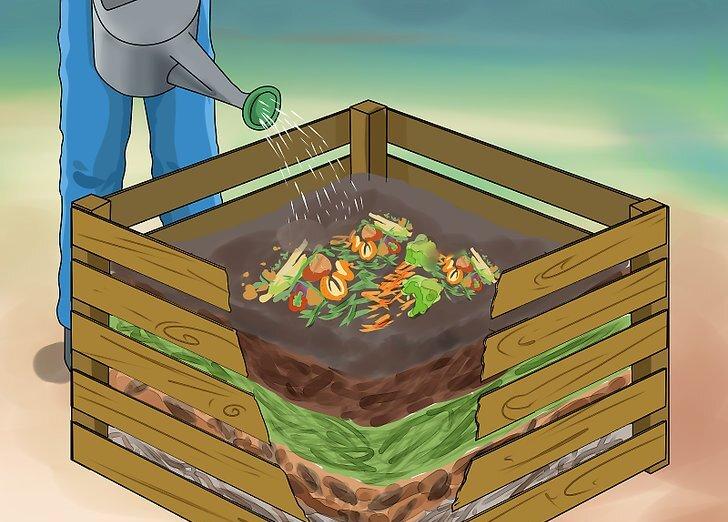 Как сделать правильный компост?