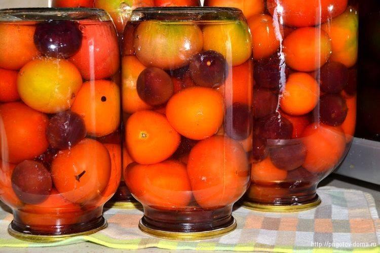 Маринованные помидоры на зиму: простые рецепты — вкус необыкновенный!