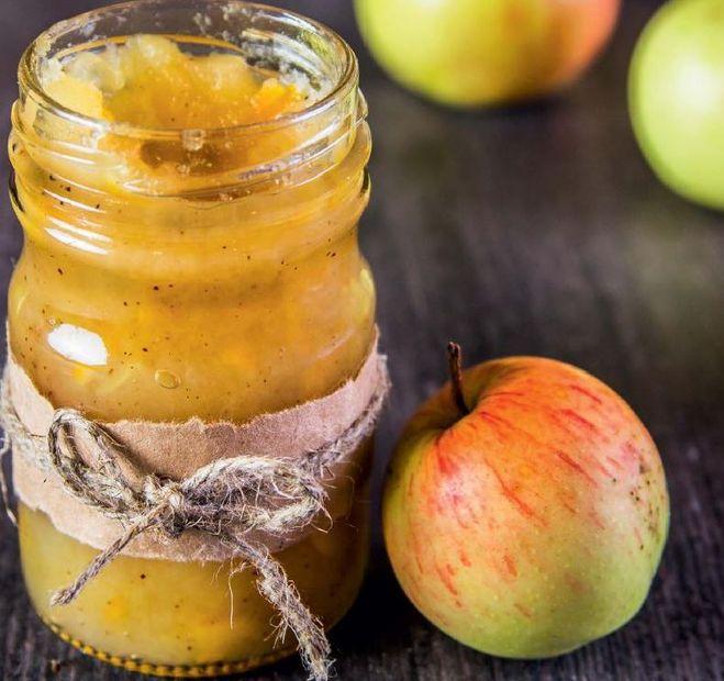 Варенье из яблок с курагой на зиму: 5 рецептов приготовления с фото