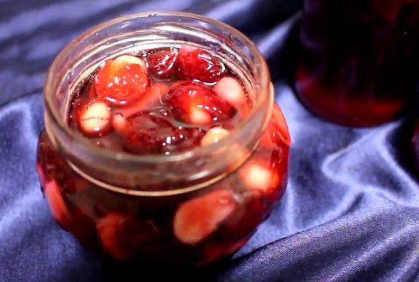 3 лучших рецепта приготовления варенья из замороженной вишни на зиму