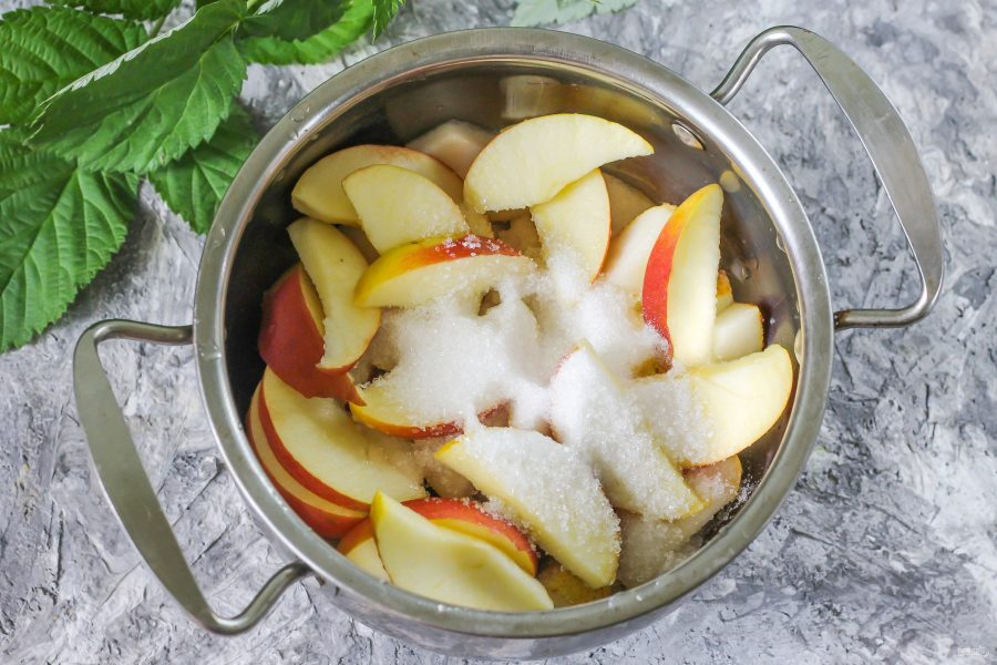 Компот из яблок и груш: топ 5 рецептов из свежих фруктов на зиму с фото и видео