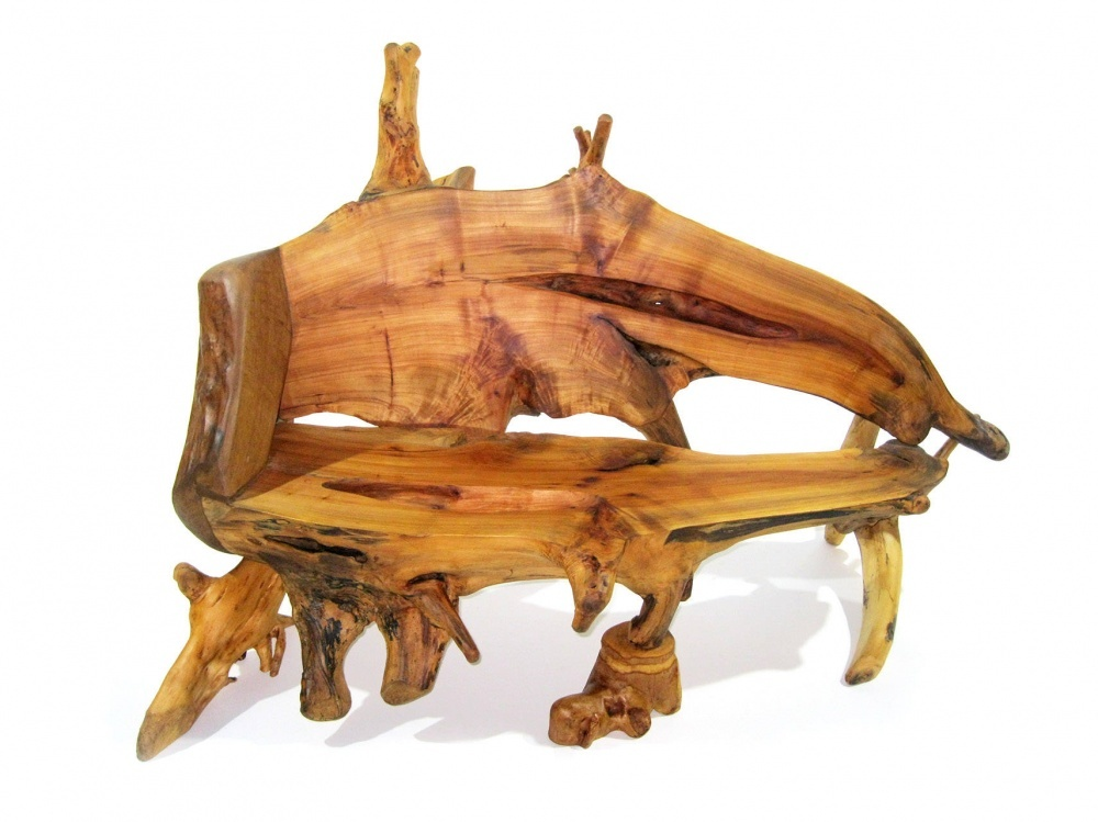Мебель из коряг - самоделкин друг