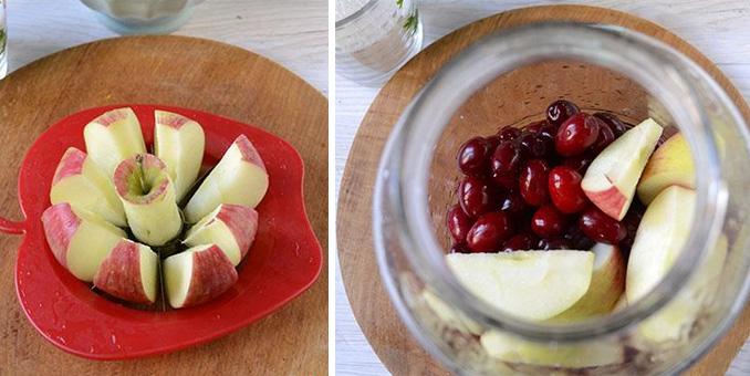 Компот из яблок и апельсинов на зиму: 12 лучших пошаговых рецептов приготовления