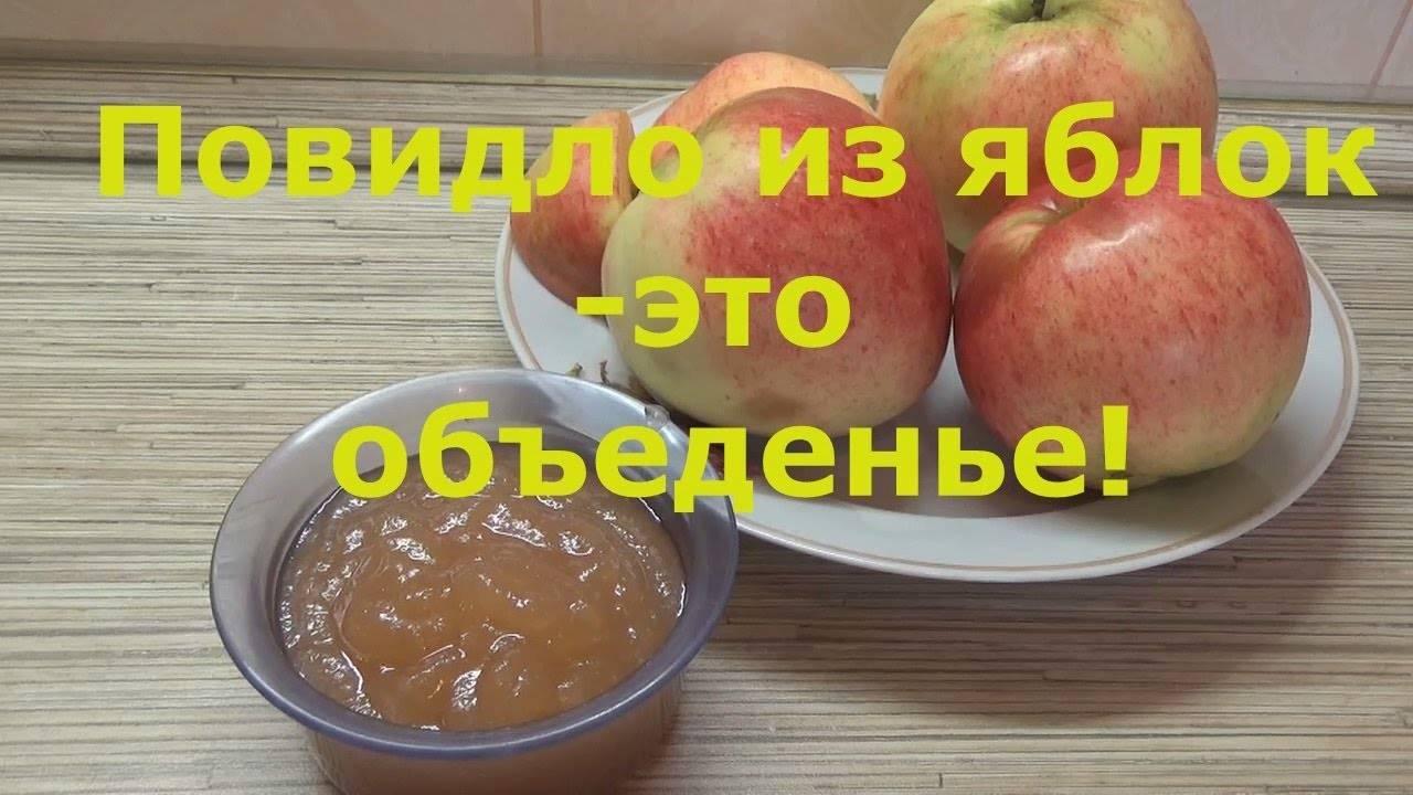 Заготовки из яблок на зиму: 12 замечательных рецептов (фото)