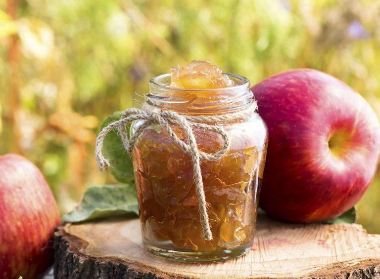 Как приготовить прозрачное варенье из целых яблок: пошаговые рецепты с фото и видео