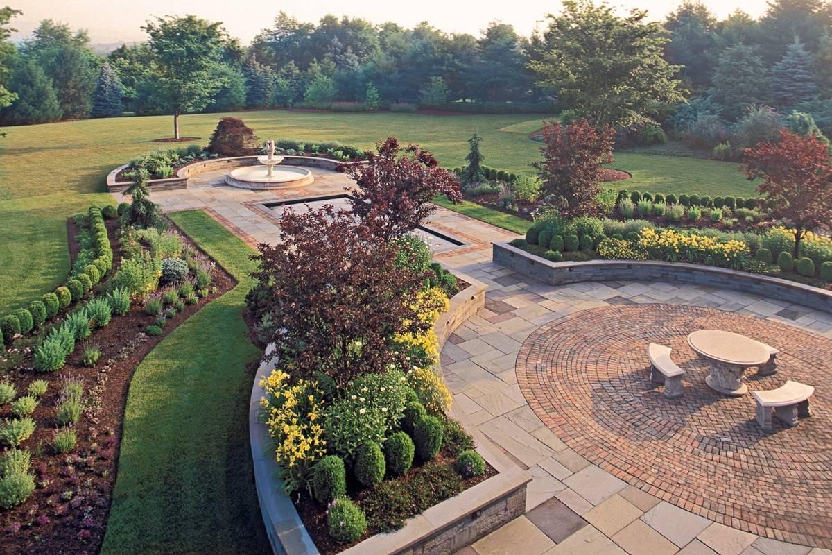 Ландшафтный дизайн участка и дома: 10 ошибок при обустройстве участка и дома |