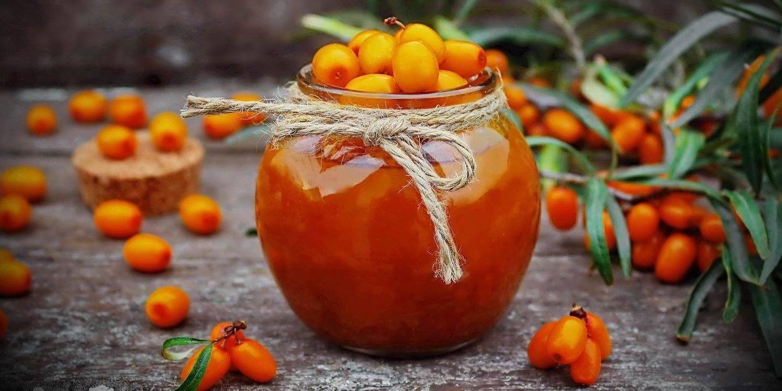 Варенье из облепихи на зиму – простые домашние рецепты приготовления