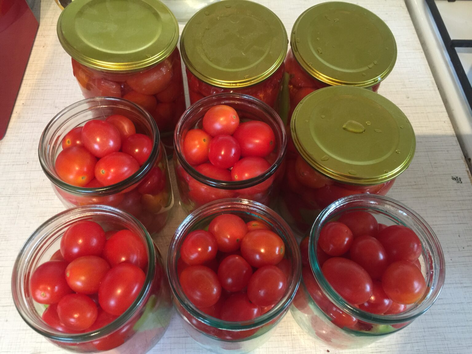 14 лучших рецептов приготовления заготовок из желтых помидор на зиму