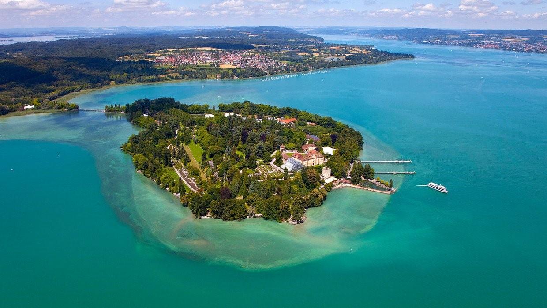 Остров майнау: наш случайно обретенный рай
