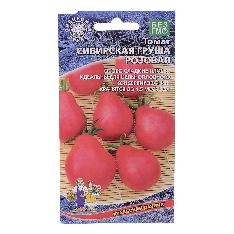 Томат груша розовая — описание сорта, отзывы, урожайность