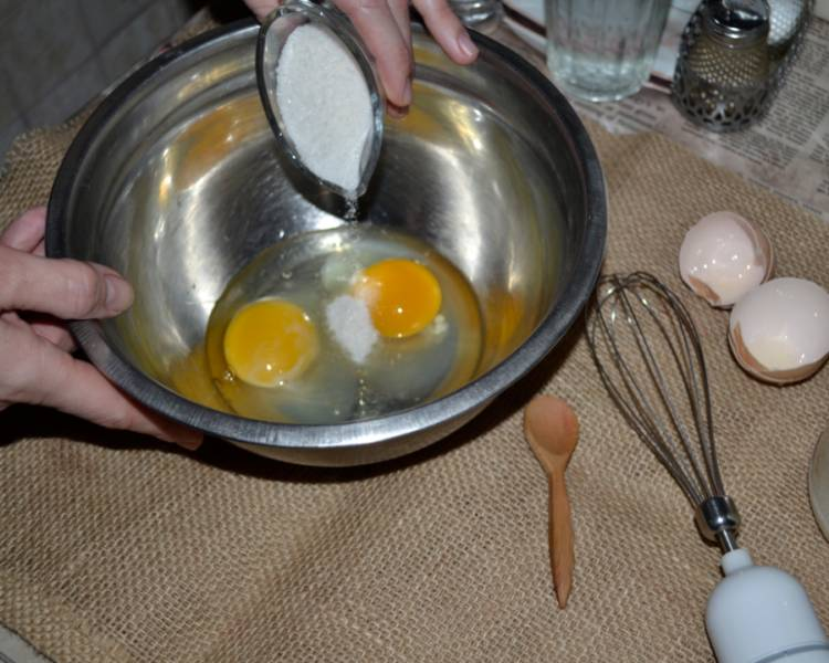 Блины на воде с яйцами: проверенный и точный рецепт приготовления