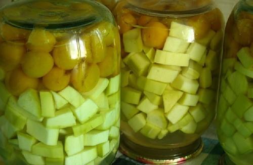 Кабачки как ананасы на зиму: топ 5 рецептов пошагово с фото и видео