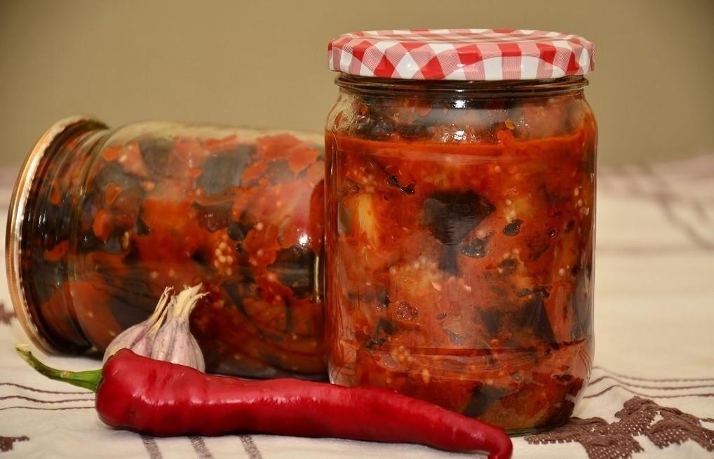 Баклажаны на зиму целиком: 8 лучших рецептов приготовления вкусной консервации