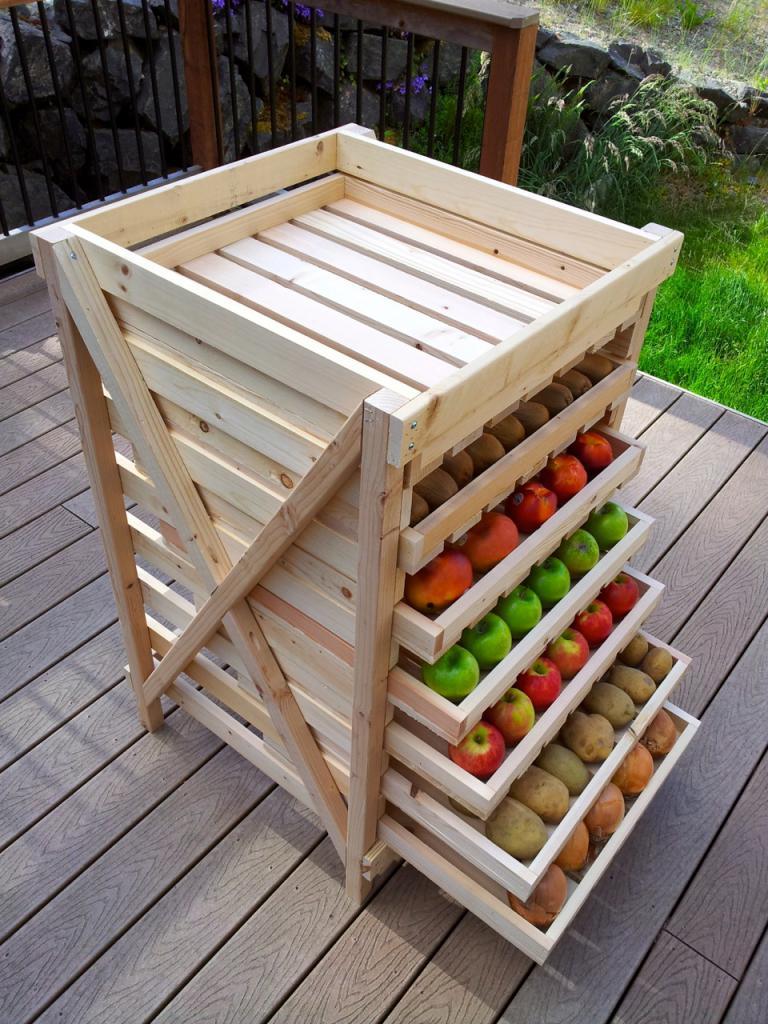 Огород в контейнерах: растим овощи в старых ведрах и тазах - огород, сад, балкон - медиаплатформа миртесен