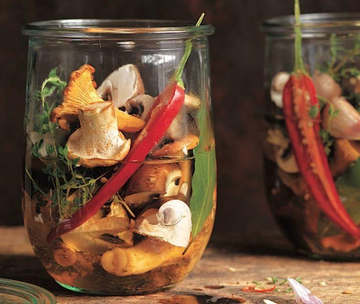 Лисички на зиму, рецепты: соление, маринование, заморозка, сушка, икра, солянка