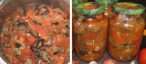 Пошаговый рецепт приготовления рататуя с фото