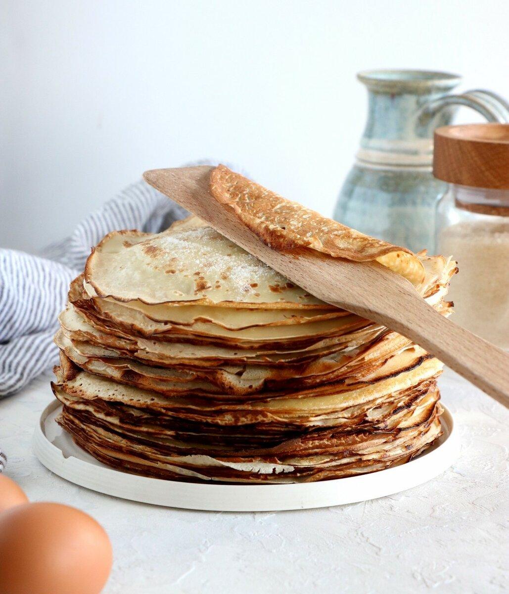 Топ-10 пошаговых рецептов блинов и лучшие соусы к ним