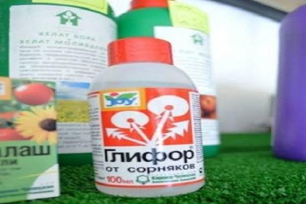 Глифос, вр (гербициды, пестициды) — agroxxi