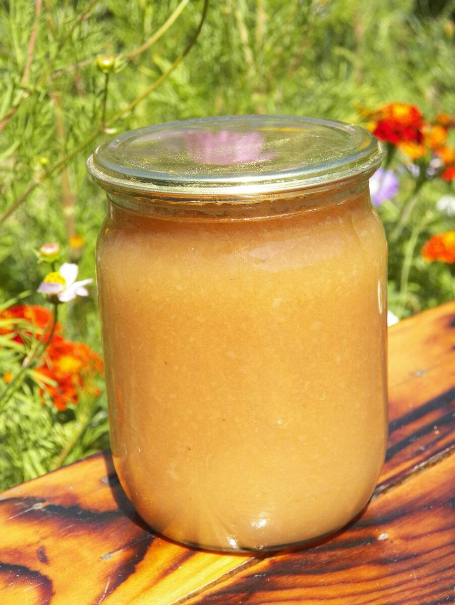 Яблочное пюре неженка пошаговый рецепт