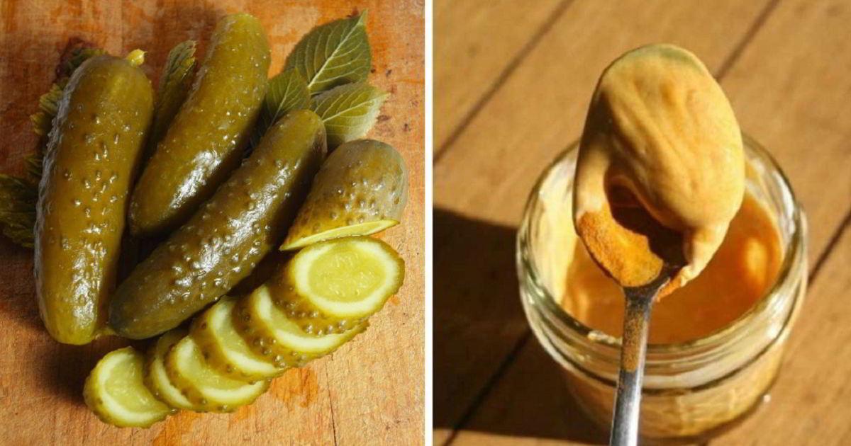 Огурцы с горчицей на зиму 23 домашних вкусных рецепта