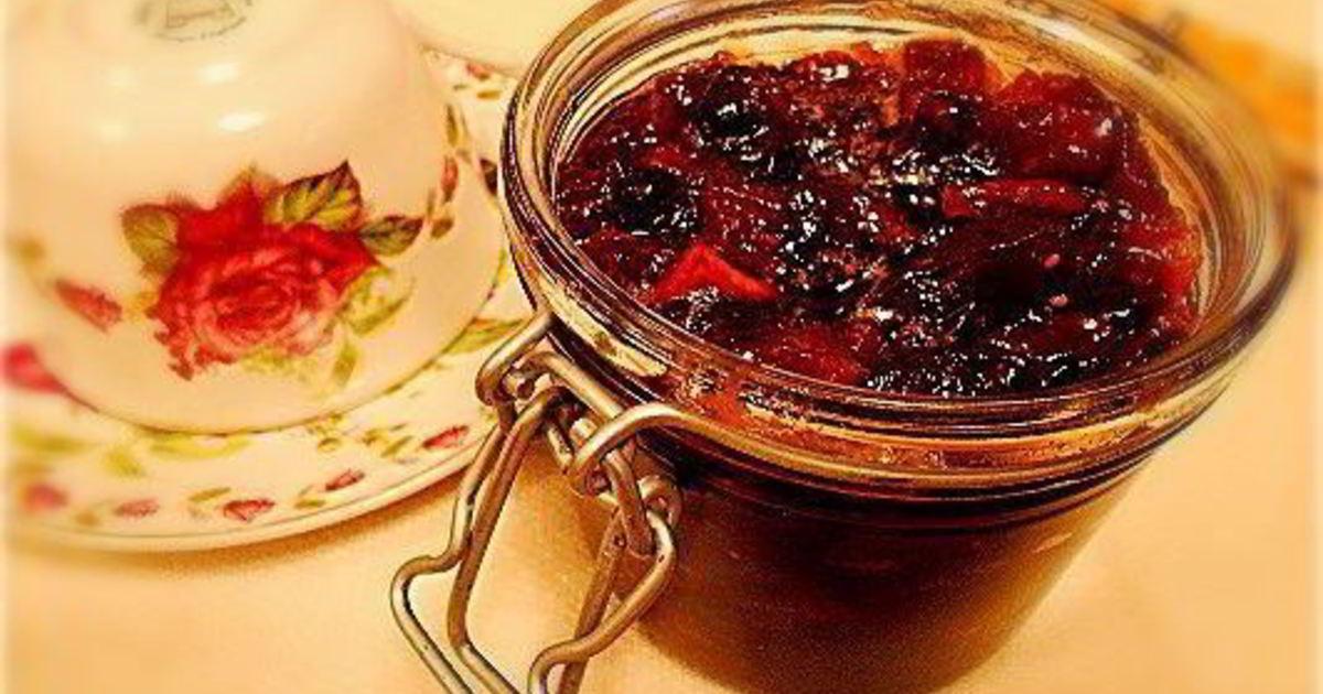 Как приготовить варенье из черноплодной рябины?