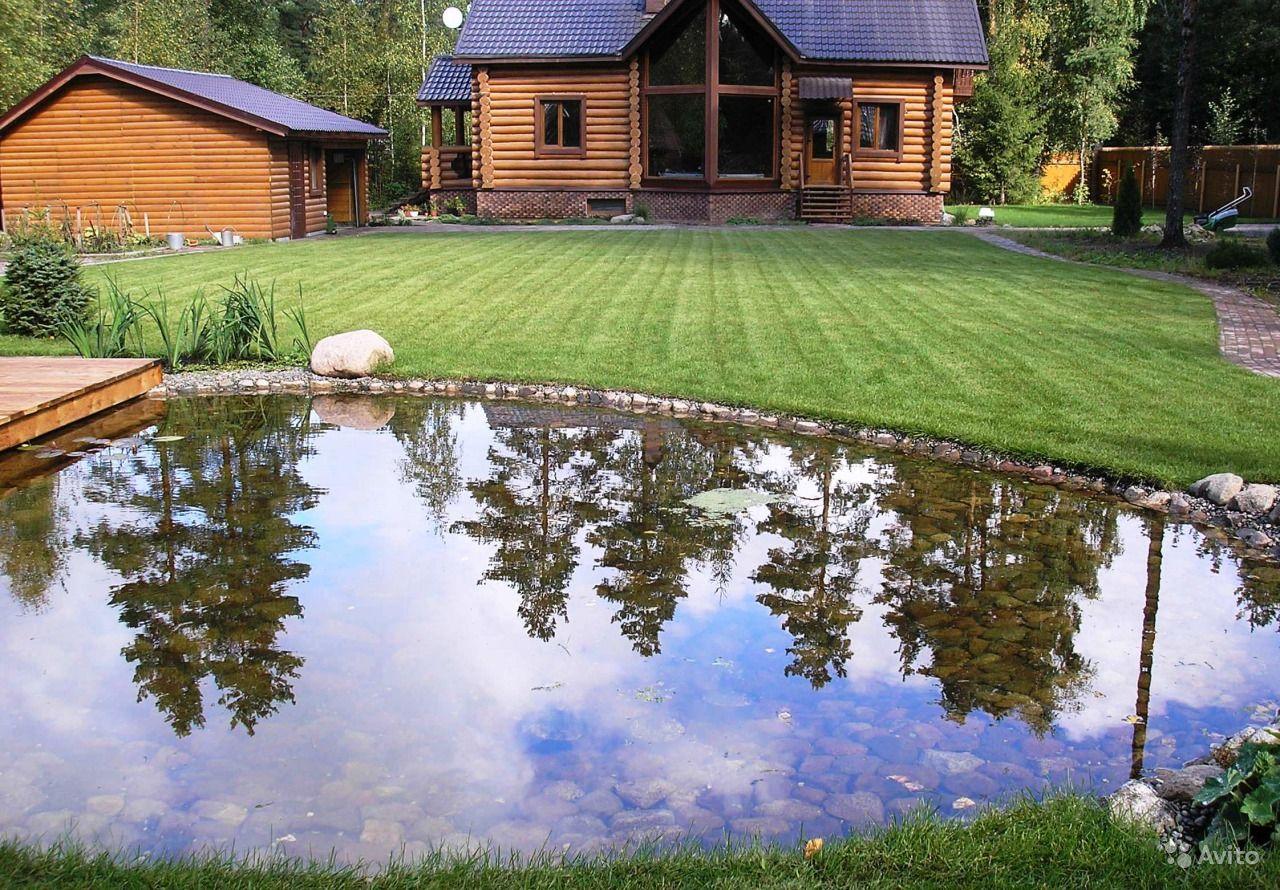 Обустройство территории: как очистить озеро