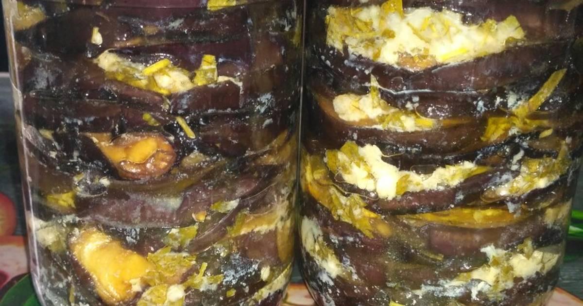5 лучших рецептов приготовления баклажанов вмасле на зиму