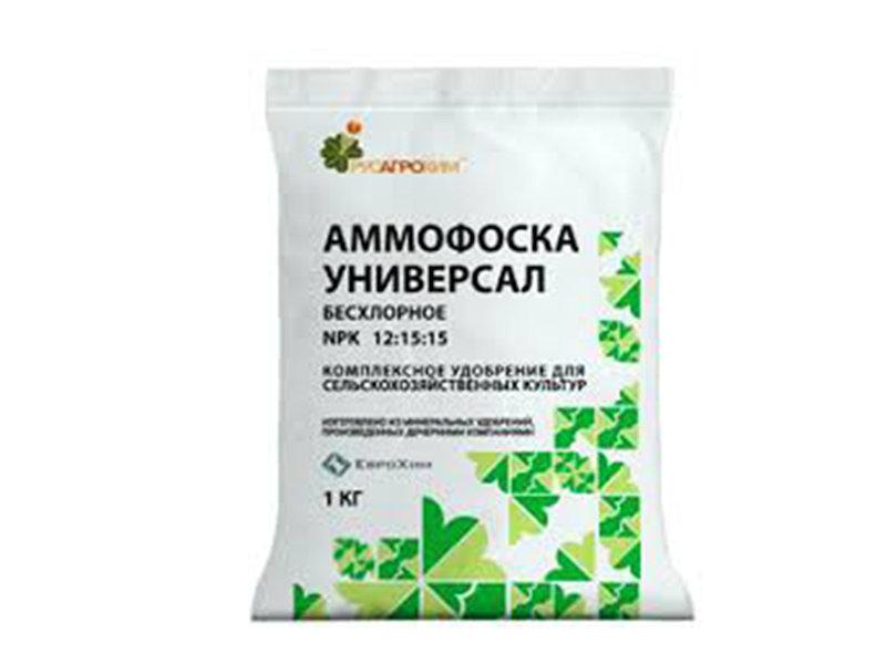 Диаммофоска (удобрение): применение на огороде и в саду
