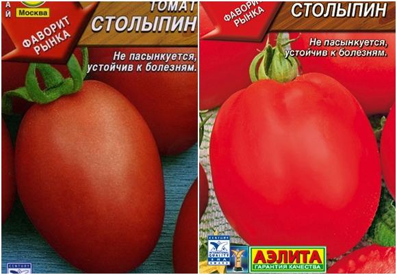 Томат столыпин отзывы фото характеристика и урожайность