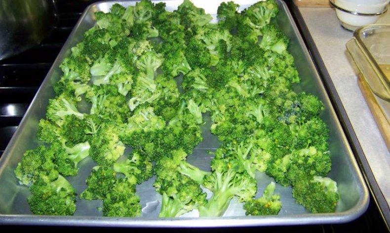 Капуста брокколи: заготовки на зиму