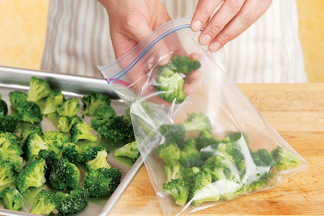Как правильно заморозить брокколи на зиму в домашних условиях » сусеки