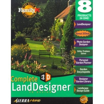 20 лучших программ для ландшафтного дизайна