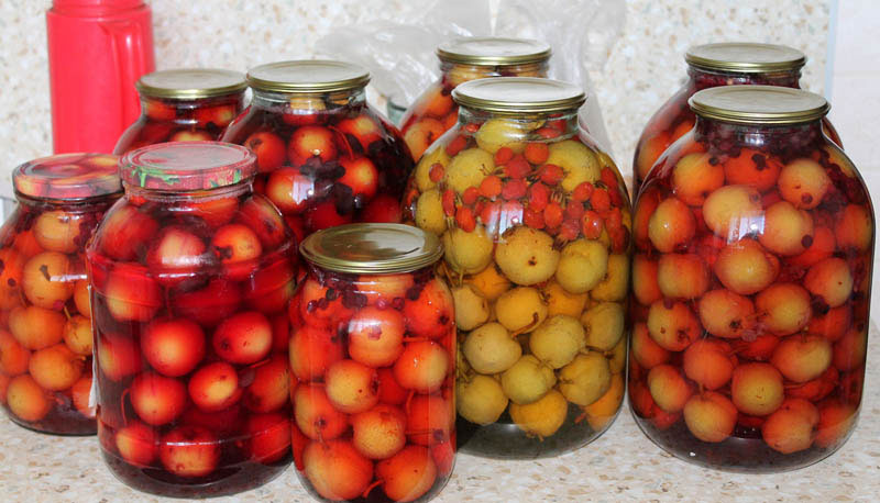 Варенье ассорти из ягод и фруктовое в домашних условиях