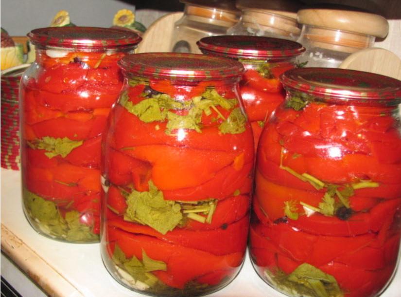 Помидоры по-армянски на зиму - рецепт приготовления :: syl.ru