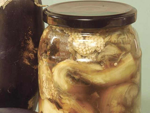 Печеные баклажаны в духовке на зиму - лучшие рецепты с фото