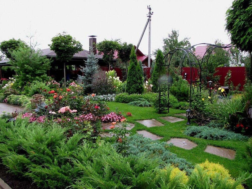 Благоустройство дачного участка своими руками: советы и рекомендации - советы садоводов   описание, советы, отзывы, фото и видео