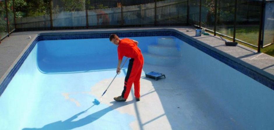 Гидроизоляция бетонных бассейнов: мастика, жидкая резина и стекло