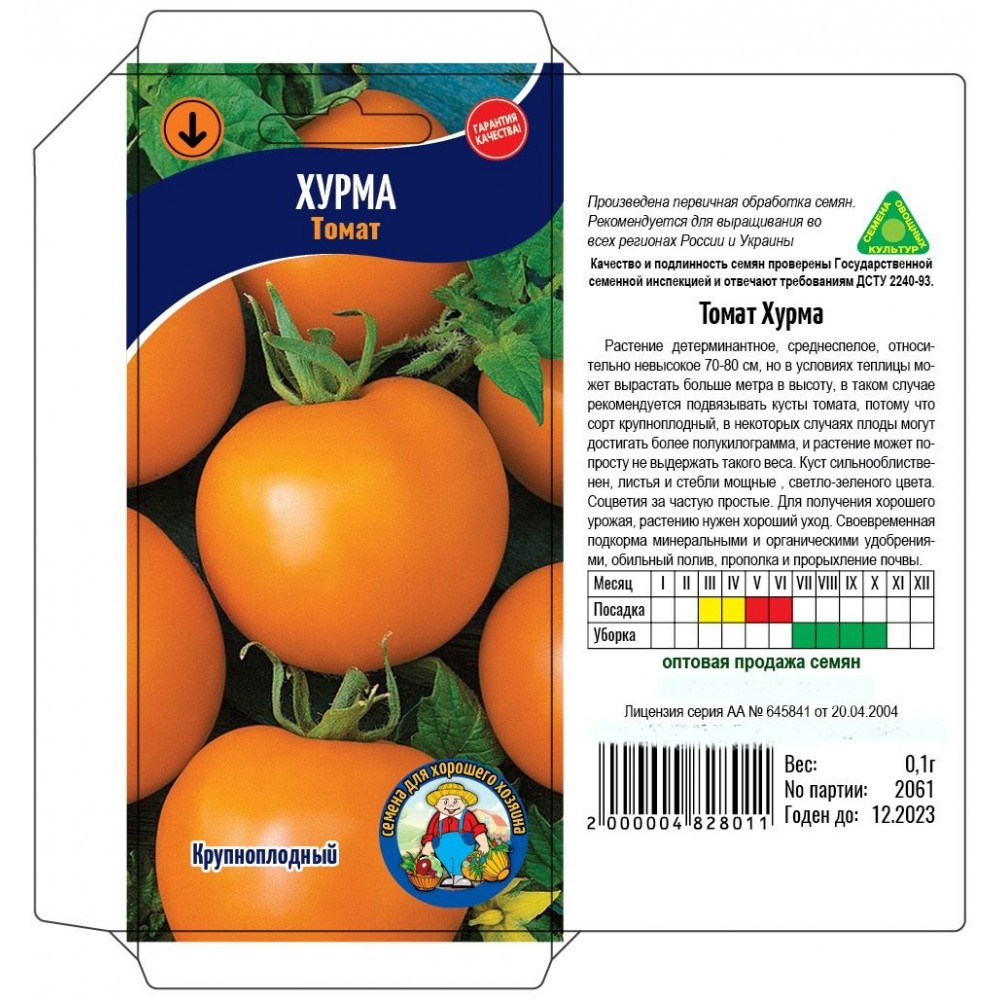 Томат хурма: описание сорта, отзывы, характеристика, фото, особенности выращивания   tomatland.ru