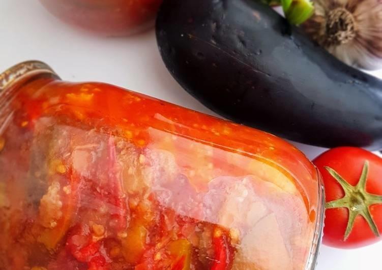 Баклажаны на зиму: 7 лучших рецептов национальных кухонь
