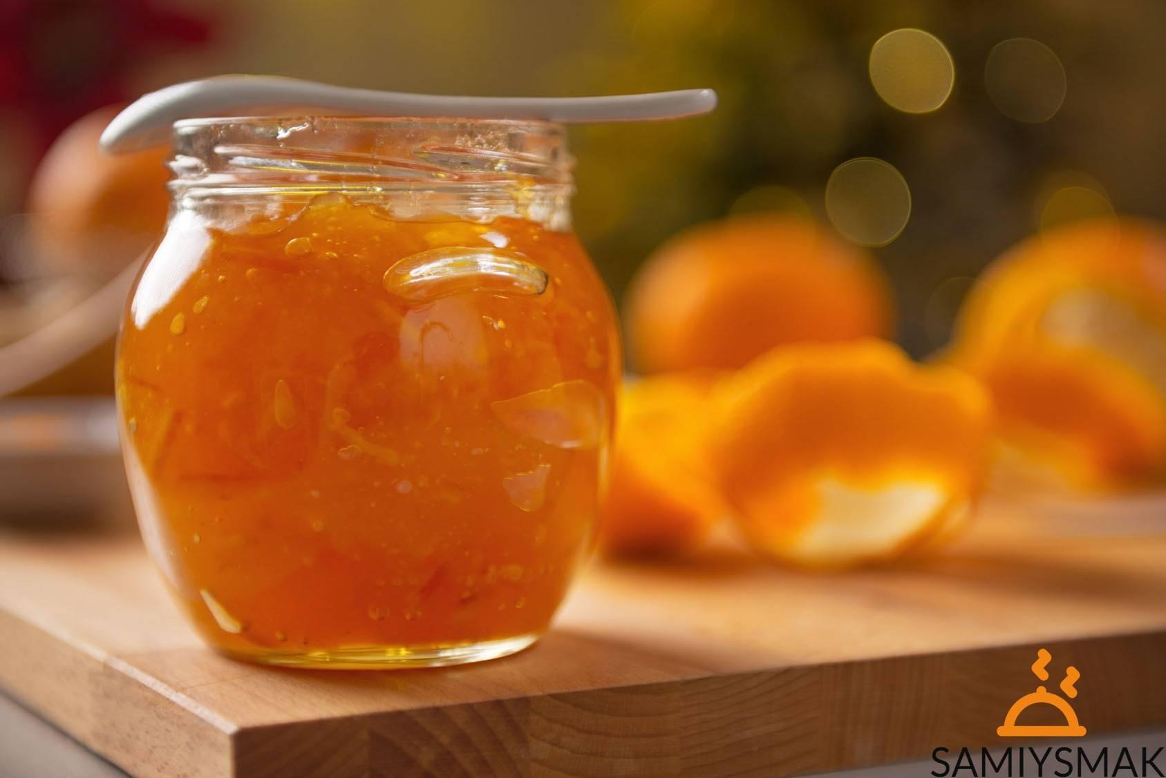 Варенье из апельсинов на зиму: простой рецепт с фото пошагово