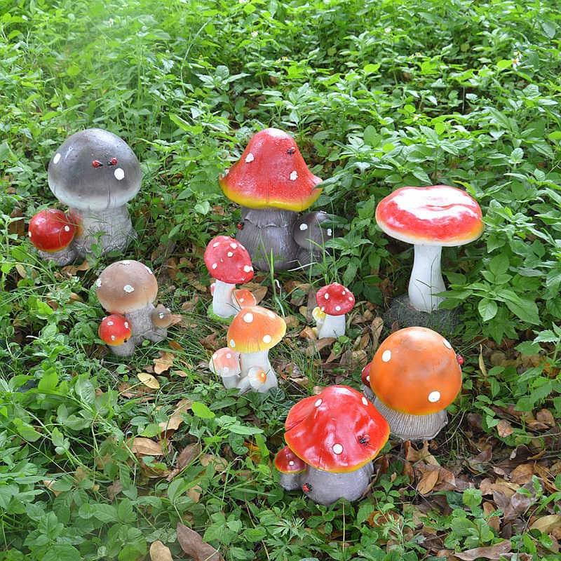 Поделку гриб - 71 фото идея самодельных изделий в виде грибов