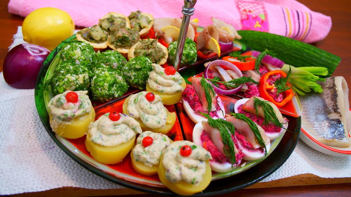 Лучшие рецепты блюд на рождество и сколько пунктов должно быть в праздничном меню