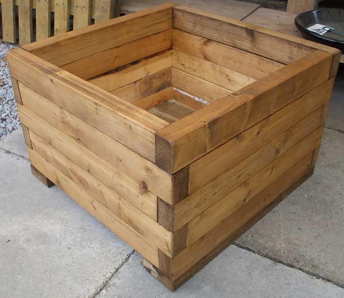 Как можно интересно использовать деревянные ящики: 20 способов
