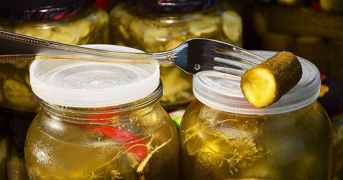 Огурцы соленые холодным и горячим способом для хранения в квартире