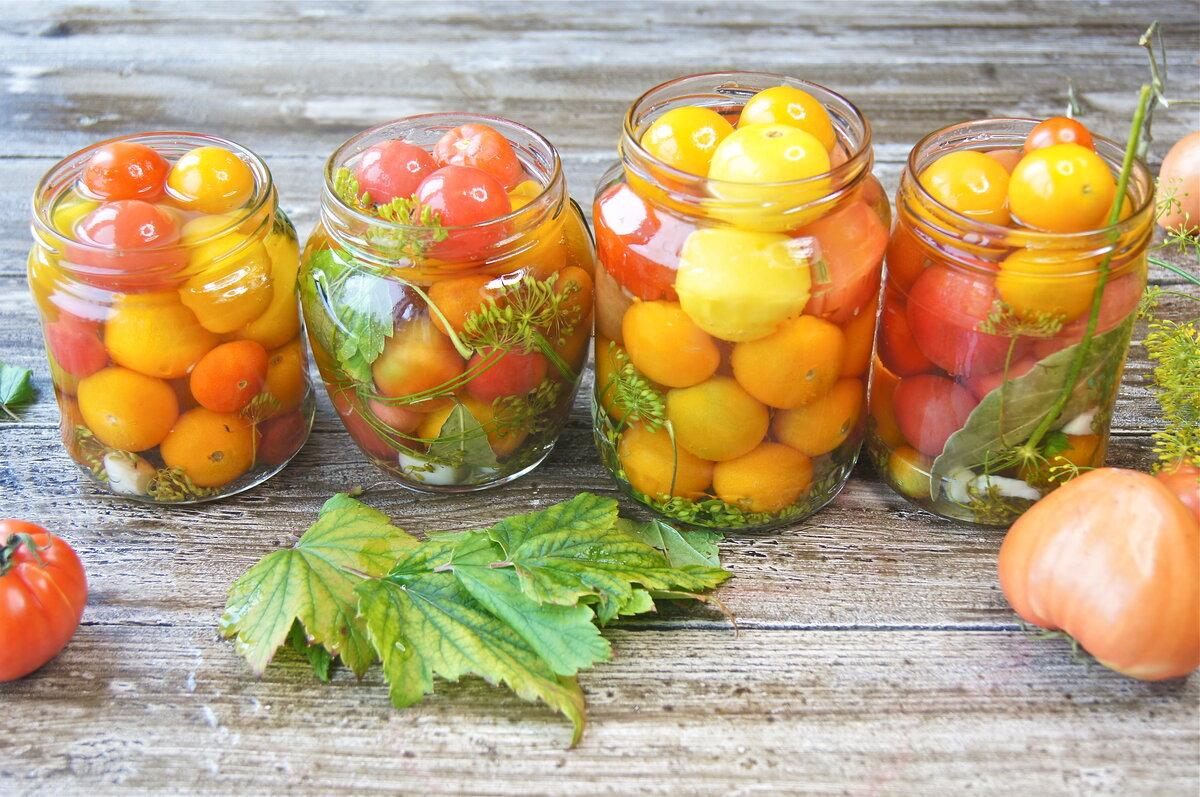 Лучшие сорта томатов для заготовки на зиму